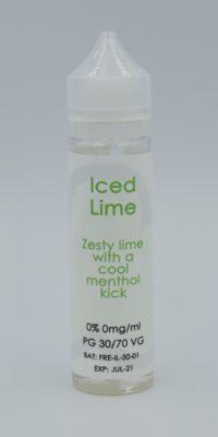 Iced Lime 60ml 2