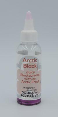 Artic Black 60ml 2
